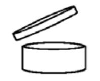 Opozorila pri masaži škatlica-Beli Zmaj